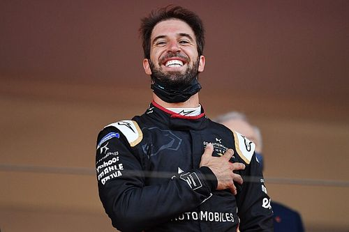 Monaco E-Prix: Da Costa passes Evans on last lap to win thriller