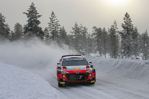 WRC, Rally Arctic, PS1: Tanak e Breen nel dominio Hyundai