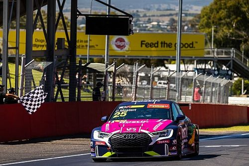 Bathurst TCR: Mostert makes it two wins in a row