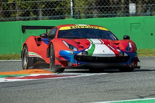 Ferrari 488 GT Modificata: il nostro test drive a Monza
