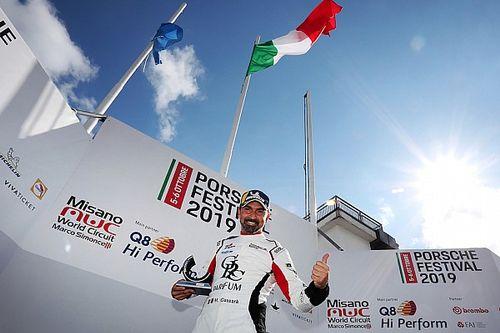 Carrera Cup Italia, il rientro di Cassarà è con Raptor Engineering