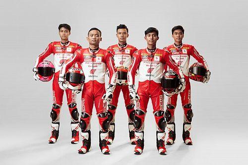 Astra Honda Racing Team Rilis Skuad 2021