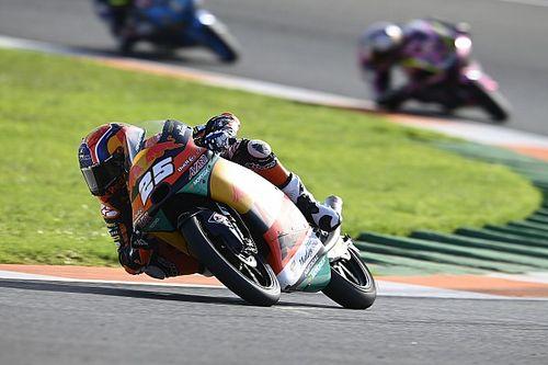 Moto3 Portekiz: Raul Fernandez pole pozisyonunu aldı, Deniz 11. sırada!