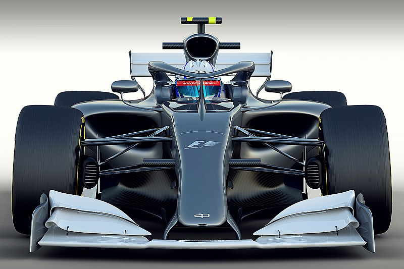 Машини Формули 1 сезону-2021 «не будуть схожі на концепт-кар»