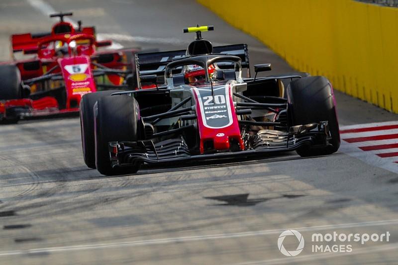 Formel 1 Singapur 2018: Das Trainingsergebnis in Bildern