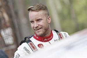 Ostberg correrà l'intera stagione 2019 nel campionato WRC2 PRO con Citroen e DG Sport