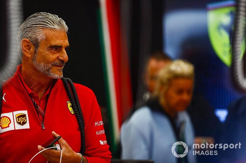 """Ferrari: """"Úgy tűnik, mi pedig a száraz idő mesterei vagyunk…"""""""
