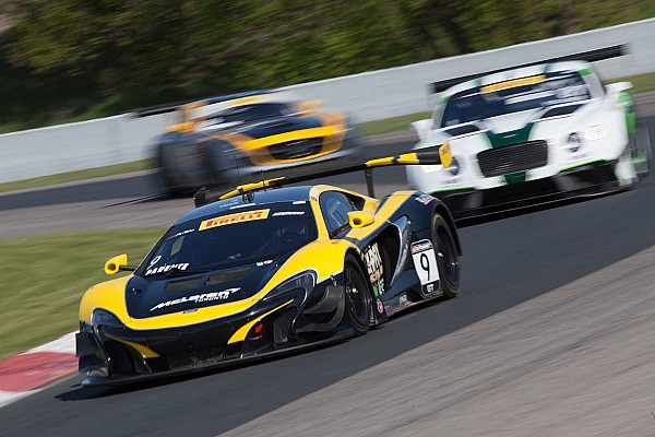 Parente does the double for McLaren in Lime Rock GTs
