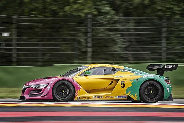 R.S.01: David Fumanelli conquista la pole per Gara 1