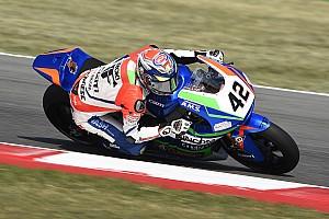 Moto2 Breaking news Kiefer Moto2 squad names Kent's Jerez replacement