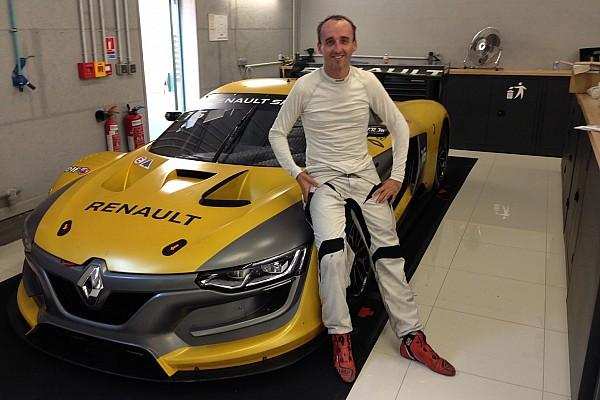 Robert Kubica correrà nel Renault Sport Trophy a Spa-Francorchamps
