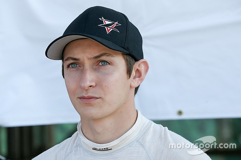 Zach Veach signs with Andretti Autosport through 2020