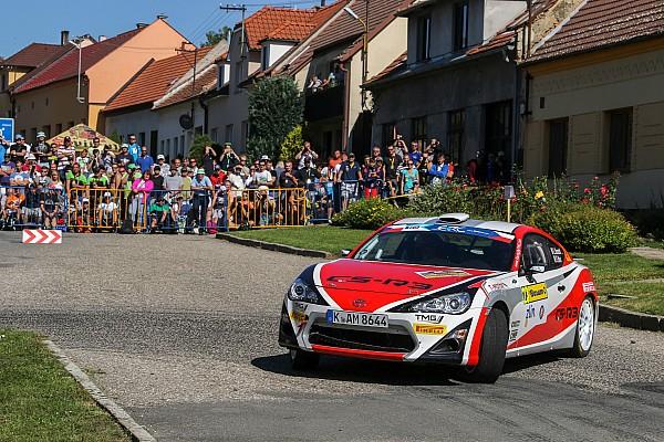 ERC Ultime notizie Rossetti e Bottarelli con le Toyota GT86 CS-R3 al Rally Rzeszow