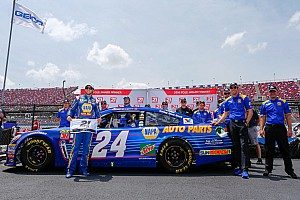 NASCAR Cup Qualifying report Chase Elliott puts No. 24 on pole at Talladega