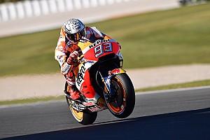 MotoGP Репортаж з практики Гран Прі Валенсії: Маркес став найкращим у четвертій практиці