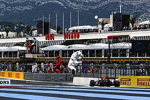 Formula 1 Breaking news Drivers concerned over pitlane safety at Paul Ricard
