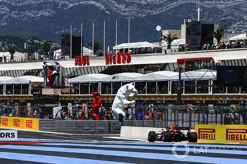 Preocupa a los pilotos la entrada y salida de pits en Paul Ricard