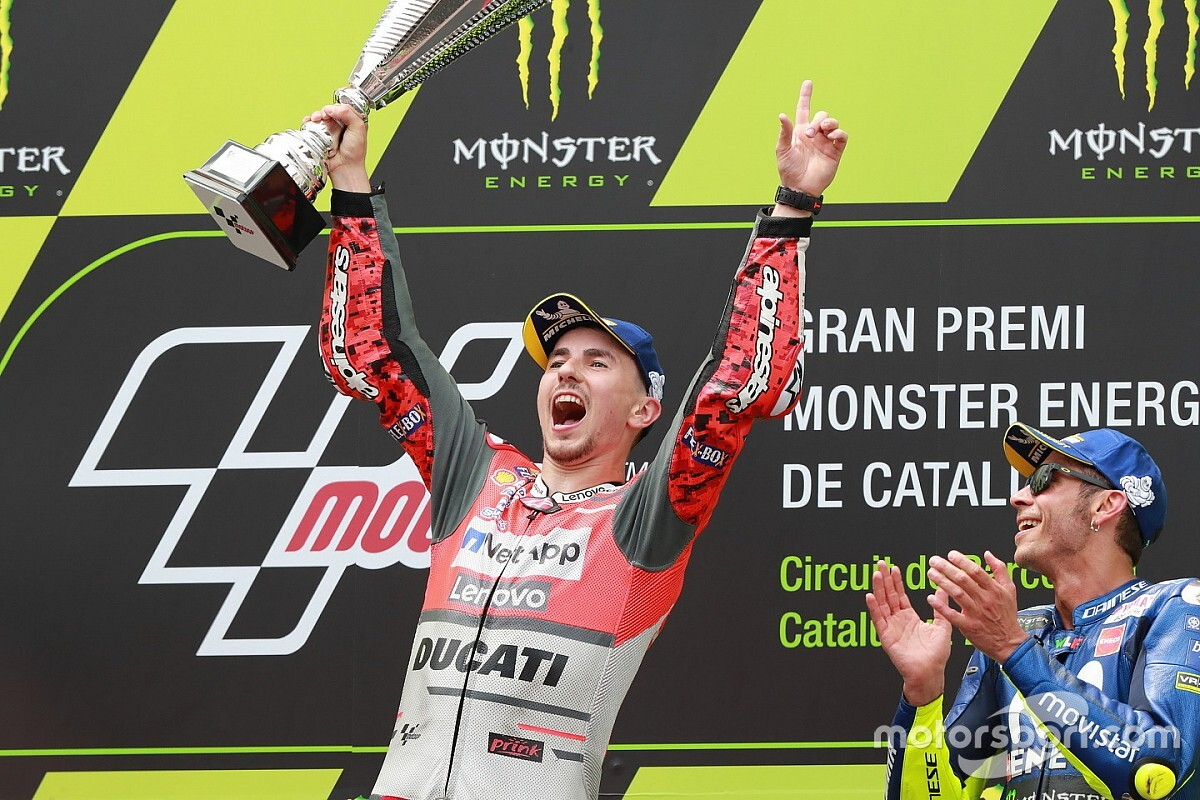 Lorenzo-Kumpel Biaggi: Ducati macht einen