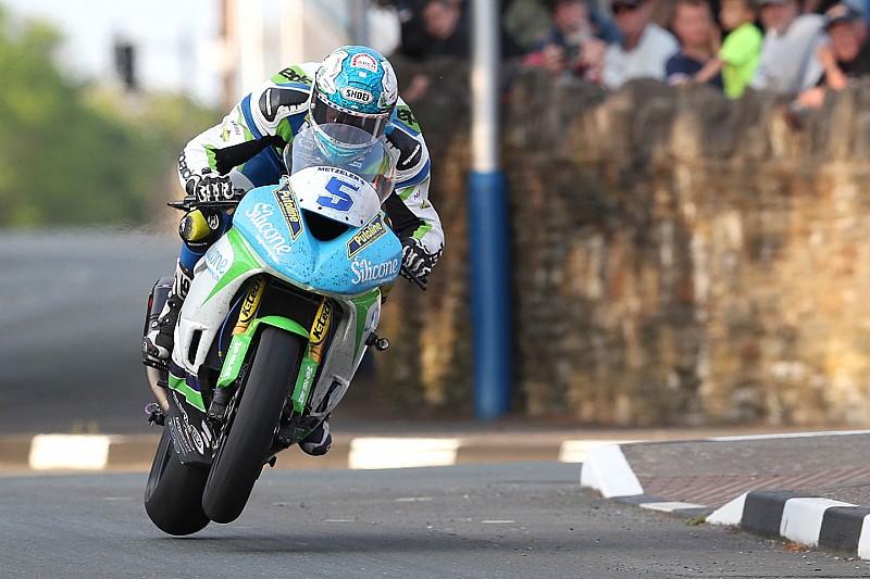 Isle of Man TT 2018: Harrison siegt mit neuem Supersport-Rekord