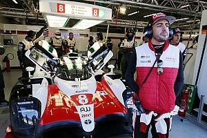 WEC Noticias Alonso toma la pole position tras descalificación