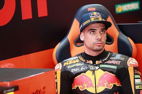 Miguel Oliveira llegará a MotoGP con una KTM del Tech3
