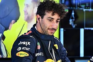 Formula 1 Breaking news Ricciardo wants to wait for 2018 before future decision