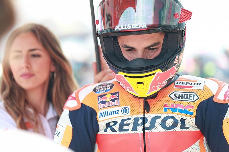 Marquez, ilk kez F1 aracıyla piste çıktı