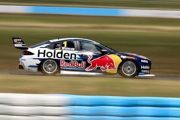 IMSA champion Taylor completes Supercars test