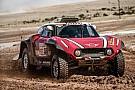 Neuer Mini Buggy: Potenzial bei Rallye Dakar aufgeblitzt