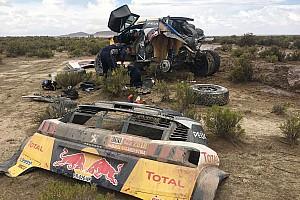 Дакар Репортаж з етапу Дакар-2018, етап 8: передостанній шанс Peugeot