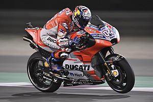 MotoGP 速報ニュース 優勝候補はやはりドヴィツィオーゾ? 上位勢が名指しも本人は冷静