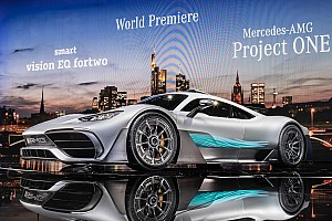 Automotive Breaking news Mercedes-AMG Project One to have 1,000bhp