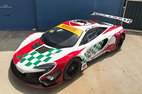 Australian GT Breaking news Parente joins Australian GT field for Hampton Downs