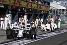 Diaporama : l'Alfa Romeo Sauber dans le Grand Prix d'Australie