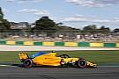 Formule 1 Vandoorne start buiten top-tien: