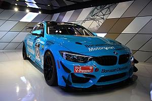 BOM, 2018'de yarışacakları araçları tanıttı