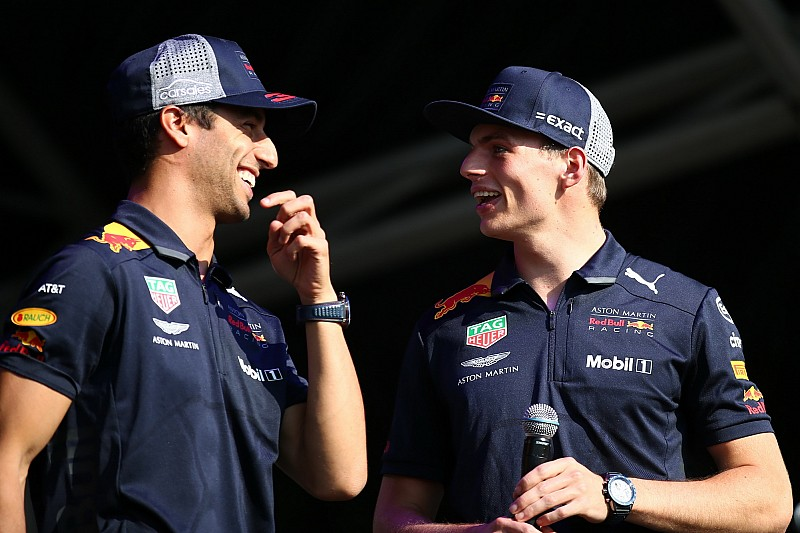 Red Bull verwacht Ricciardo nog voor de zomerstop langer te binden