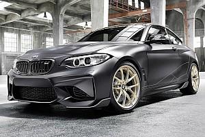 Automotive Breaking news BMW M Performance Parts Concept premieres at Goodwood
