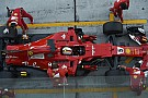 Mobil Ferrari F1 2018 lulus uji tabrakan tahap pertama