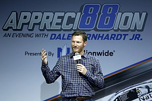 NASCAR Cup Breaking news Dale Jr. weighs in on who could be NASCAR's next Most Popular Driver