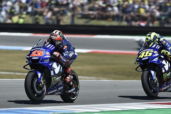 MotoGP Vinales: Title still possible if Yamaha brings
