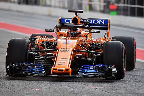 Technique - Le nouveau nez de la McLaren MCL33