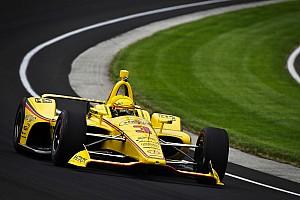 IndyCar Verslag vrije training Indy 500: Castroneves rapste in laatste training voor kwalificatie