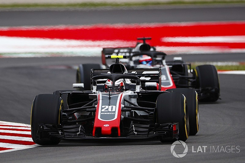 Magnussen: Seventh is pole position for Haas