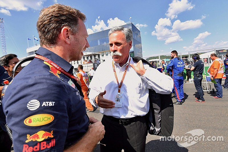 "Carey aims to sort 2021 F1 plans ""in the coming months"""