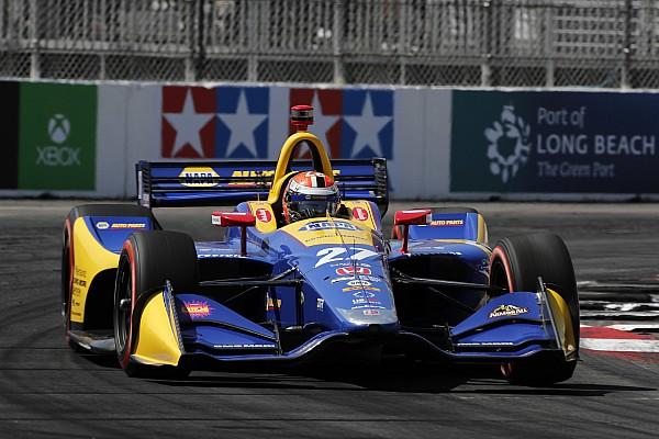 IndyCar IndyCar Long Beach 2018: Rossi dominiert und gewinnt