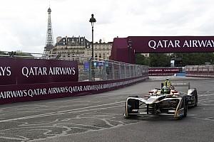 Formule E Kwalificatieverslag FE Parijs: Vergne overtuigend naar pole