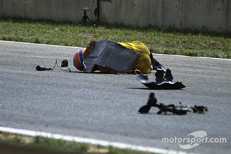 Донеллі: Я радий не пам'ятати свою жахливу аварію