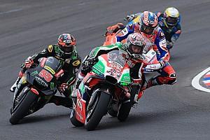 MotoGP Ultime notizie Un post divertente su Instagram suggella la pace tra Aleix Espargaro e Pramac