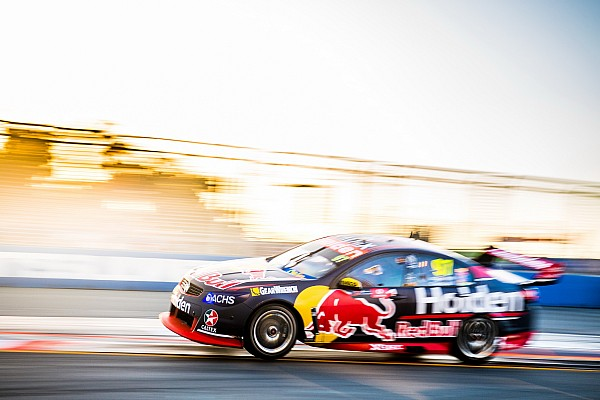 Gold Coast 600: Van Gisbergen pips Whincup for pole in Shootout